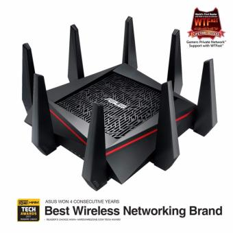 Harga ASUS RT-AC5300 AC5300 Tri-Band Wi-Fi Gigabit Router – For Gamers