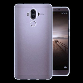 Slim TPU Transparent Bumper Protection Case Back Cover For Huawei mate 9 - intl