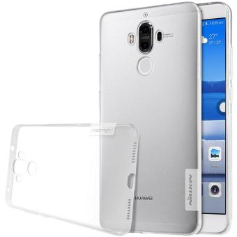 Nillkin Slim TPU Back Cover Case For Huawei Mate 9 (Clear) - intl