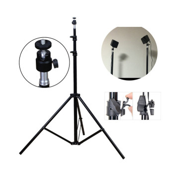 Harga Selens 80 inch Aluminium Alloy Tripod Stand with Ball Head for VIVE VR - Intl