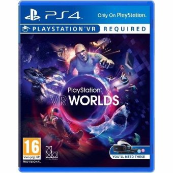 Harga PS4 PlayStation VR Worlds / R2 (English)