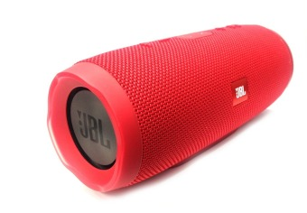 Harga 100% Original Authentic JBL Charge 3 (Red) Waterproof Speaker