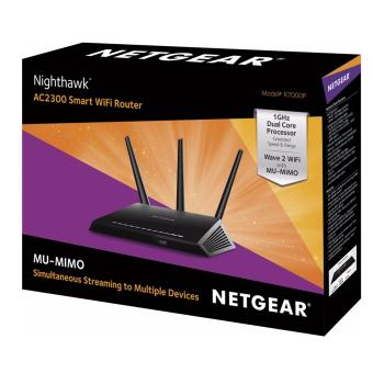 Harga Netgear R7000P AC2300 Nighthawk Smart WiFi Router with MU-MIMO