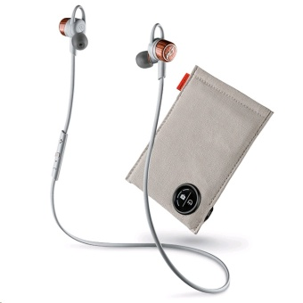 Harga Plantronics BackBeat GO 3 Charge Copper Grey
