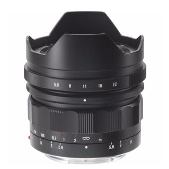 Voigtlander Ultra Wide-Heliar 12mm f/5.6 Aspherical III Lens for Sony E(Black)