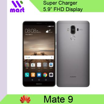 Harga Huawei Mate 9 Dual Sim 4GB 64GB Local Warranty