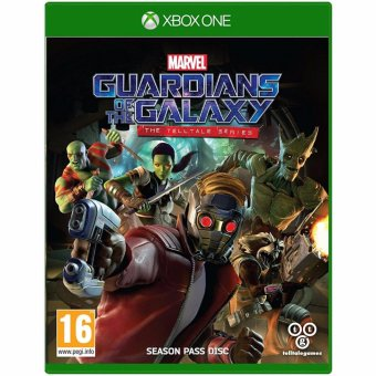 Harga XBox One Marvel's Guardians of the Galaxy - The Telltale Series