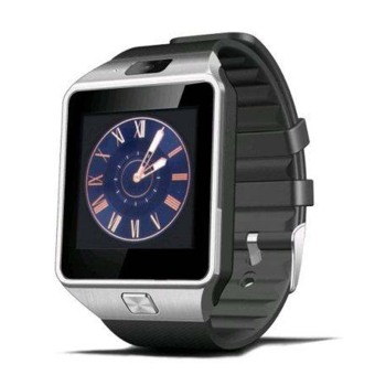 Harga DZ09 Bluetooth Smart Watch (Grey)
