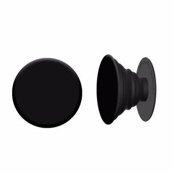 Harga Popsockets ( Black ) Anti drop phone grip / wrap / stand for smartphone , Iphone , samsung