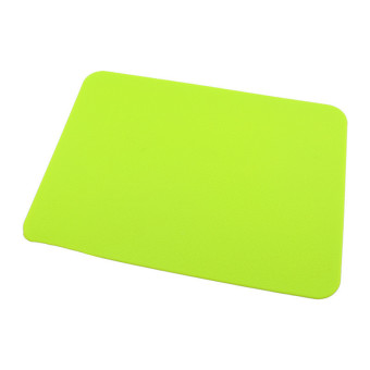 Harga High quality Anti-Slip Silicone Mousepad Slim Gel Mouse Pad Mat (Green) - Intl - intl