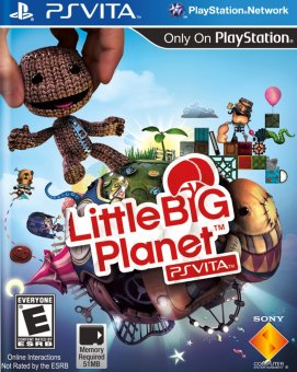 Harga PS Vita Little Big Planet