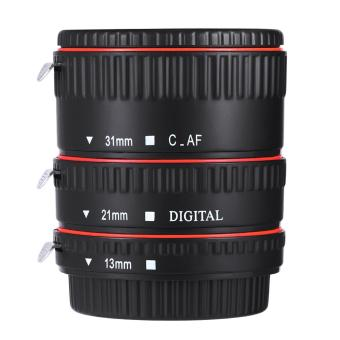 Harga 13MM 21MM 31MM Auto Focus Macro Extension Tube for Canon EF EF - S Lens - intl