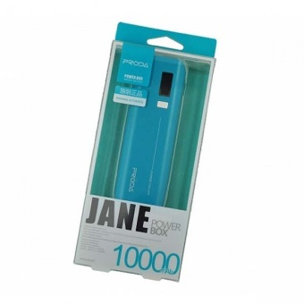 Harga REMAX 10000mAh Proda Jane Smart Power Bank Real Capacity (Green)