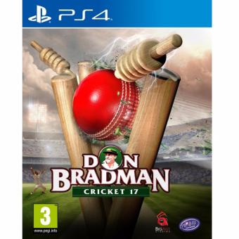 Harga PS4 Don Bradman Cricket 17
