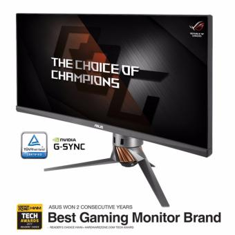 "Harga ASUS ROG Swift Curved PG348Q Gaming Monitor - 34"" 21:9 Ultra-wide QHD (3440x1440), overclockable 100Hz , G-SYNC™"