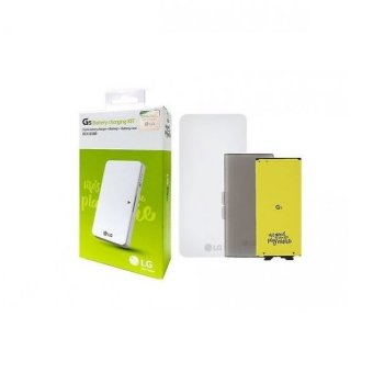 Harga Original LG G5 Battery Charging Kit BCK-5100 (White)