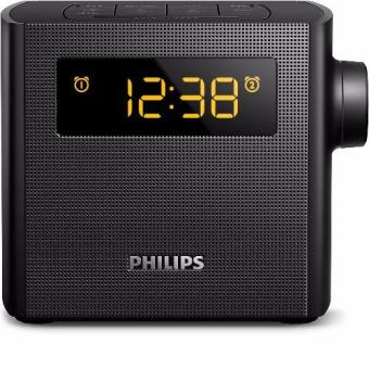 Harga Philips AJ4300B Radio Clock (Black)