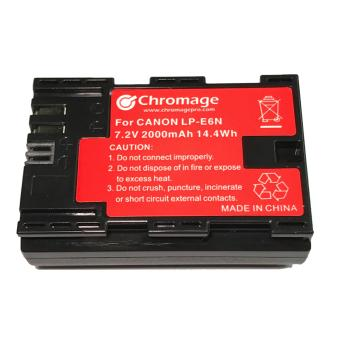 Harga LP-E6N Rechargeable Lithium ion Battery for Canon LP-E6