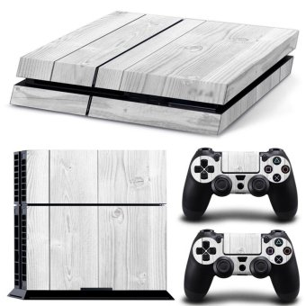 Vinyl Skin Stickers PS4 Protective Cover Decal Set for PlayStation 4 Console + Controllers - Intl