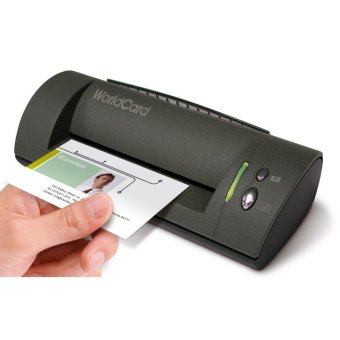 Harga PenPower WorldCardColor ,Color Business Card Scanner (Win),Free WorldCard Mobile Phone Kit