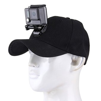 Harga Camera Motion Camera Accessories Sun Hat Cap GoPro Accessories for Go Pro Hero3/2/1 3 + 4 SJ4000