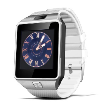 Harga Luxury Bluetooth Smart Watch Sport Watches Touch Screen for Android Mobile Phone (White)