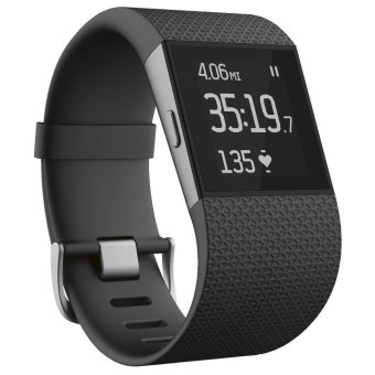 Harga Fitbit Surge_Black Small