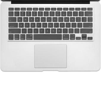 Welink Fashion Silicone US Keyboard Cover Waterproof Keyboard Protector Skin For Apple Macbook Air 13 Inch , Macbook Pro 13 Inch 15 Inch And Imac (Transparent)