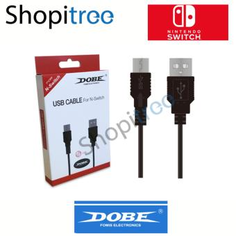 Harga Dobe Nintendo Switch USB Charging Cable