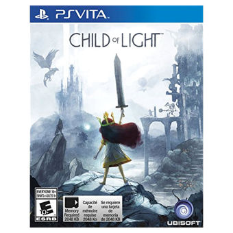 Harga Child of Light - PlayStation Vita Standard Edition(Export)(Intl)