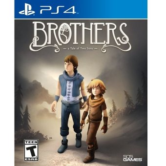 PS4 Brothers A Tale Of Two Sons
