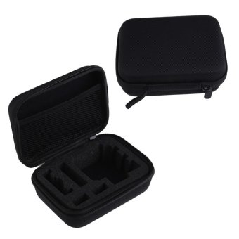 Harga S Storage Protective Carry Travel Case Bag for GoPro Camera HERO 3+ 3 2 Acc (EXPORT)