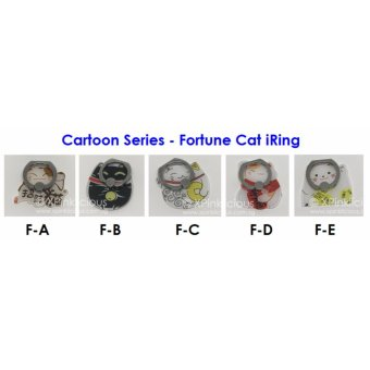 Harga Fortune Cat Mobile iRing Ring Handphone Stand