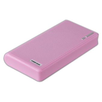 Harga iBattery Wallet Powerbank 30000mAh Power Bank Pink