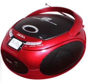 Harga Akira RC-921 MP Portable CD/ Radio Boombox