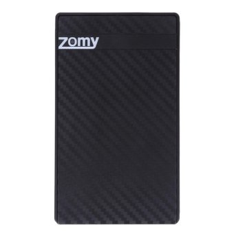 Harga USB 3.0 HDD Hard Drive External Enclosure 2.5inch SATA HDD Case (Black) - intl