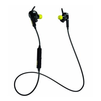 Jabra Sport Pulse Wireless Bluetooth Stereo Headset with Built-In Heart Rate Monitor - intl