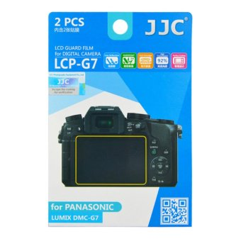 JJC LCD Guard Film Screen Protector for PANASONIC LUMIX DMC-G7 GX7 M2 G8 G80 G85 - intl