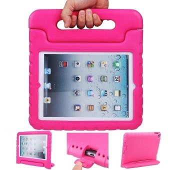Light Weight Shockproof Cases Cover with Handle Stand for Kids Children for iPad 2 & iPad