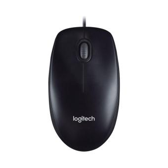 Logitech M100R USB Wired Mouse