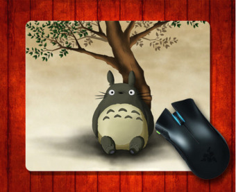 MousePad My Neighbor Totoro for Mouse mat 240*200*3mm Gaming Mice Pad -