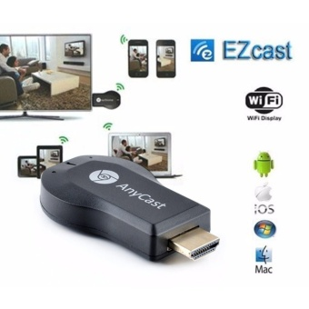 New GENUINE AnyCAST Media Tv Stick M2 Plus HD 1080P WiFi Display Receiver HDMI Dongle DLNA Airplay Airmirror - intl
