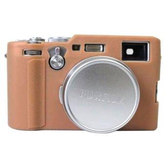 Nice Soft Camera bag Silicone Case For X100F X100-F Rubber Camera Cover Case Skin