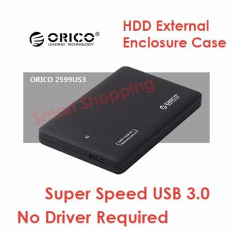 Orico External HDD Enclosure USB 3.0