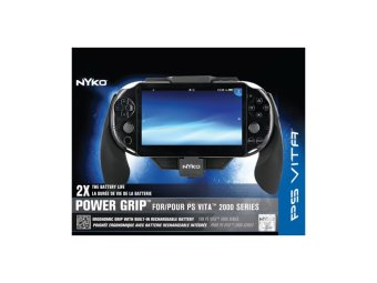 Harga PS Vita 2000 Nyko Power Grip