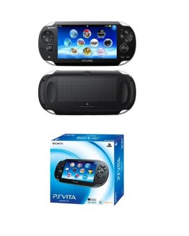 Harga PS VITA WIFI PCH 1000 Series (Pre-Owned)