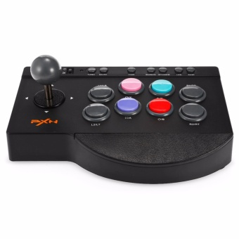 PXN - 0082 USB Arcade Joystick Game Controller for PS4 PS3 Xbox One PC - intl