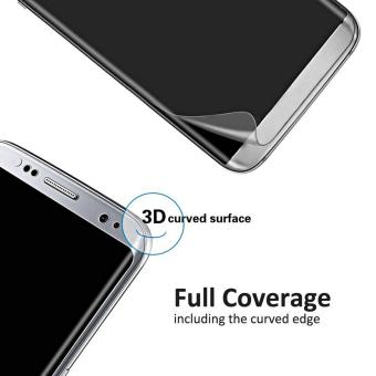 Samsung S8 Plus Full Cover Self Healing Screen Protector Front