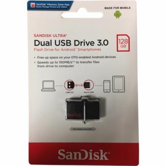 SanDisk Ultra Dual Drive USB 3.0 128GB 150MB/s