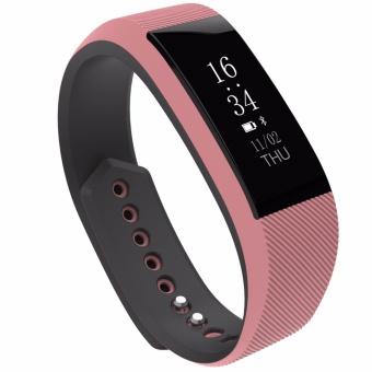 Smart Band W808S Bluetooth 4.0 Waterproof IP67 Sleep Heart Rate Monitor Smart Watch Wristband Bracelet Tracker